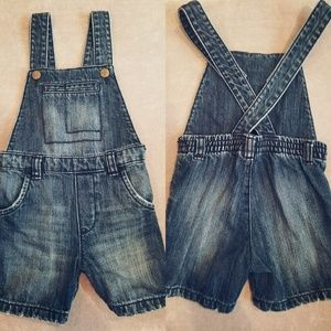 Old Navy Baby Boy Jean Overalls